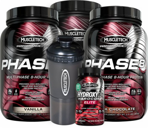(MuscleTech) Phase8