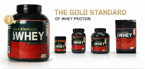 (Optimum) Gold Standard 100% Whey